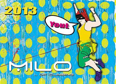 MILO cover catalog 2013