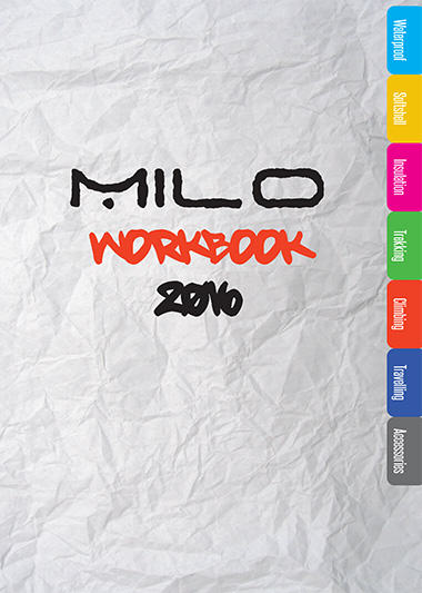 MILO cover workbook 2016