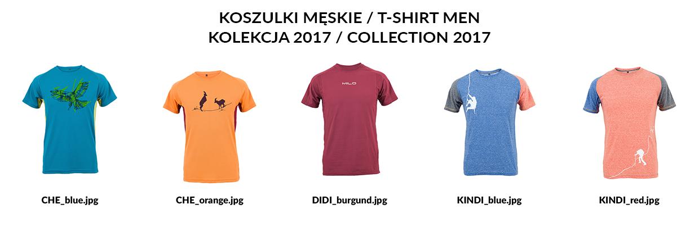 Koszulki męskie 2017
