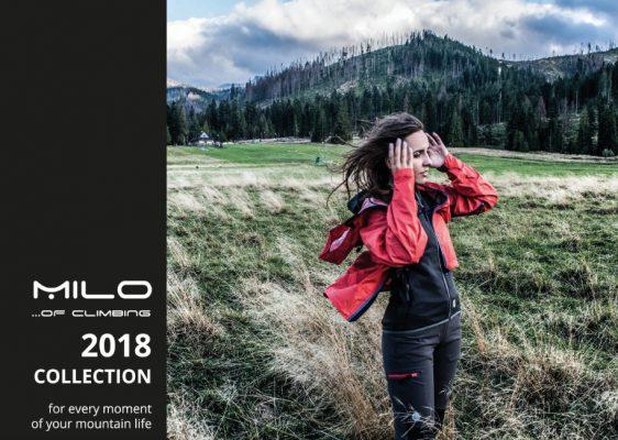 MILO katalog 2018 - okładka