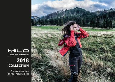MILO cover catalog 2018