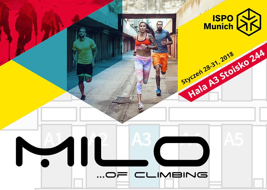 MILO - ISPO Munich 2018