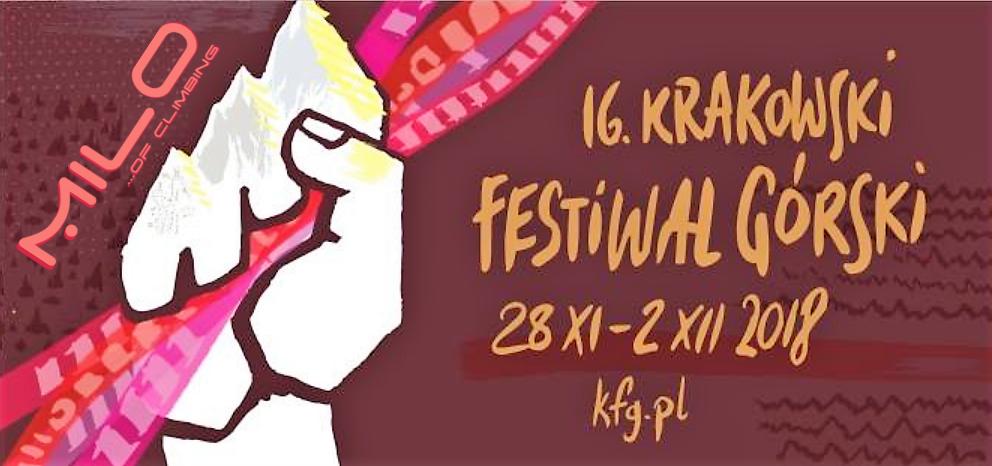 16 Krakowski Festiwal Górski